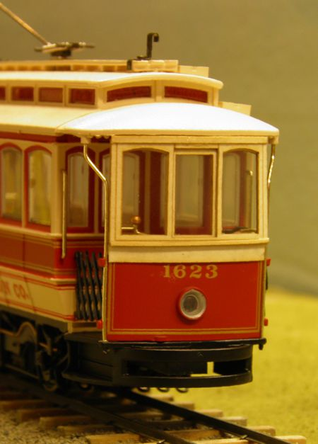Scale 148 Cab Conversion For Bachmann On30 Street Car Traintroll